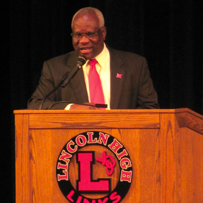Supreme Court Justice Inspires LHS students