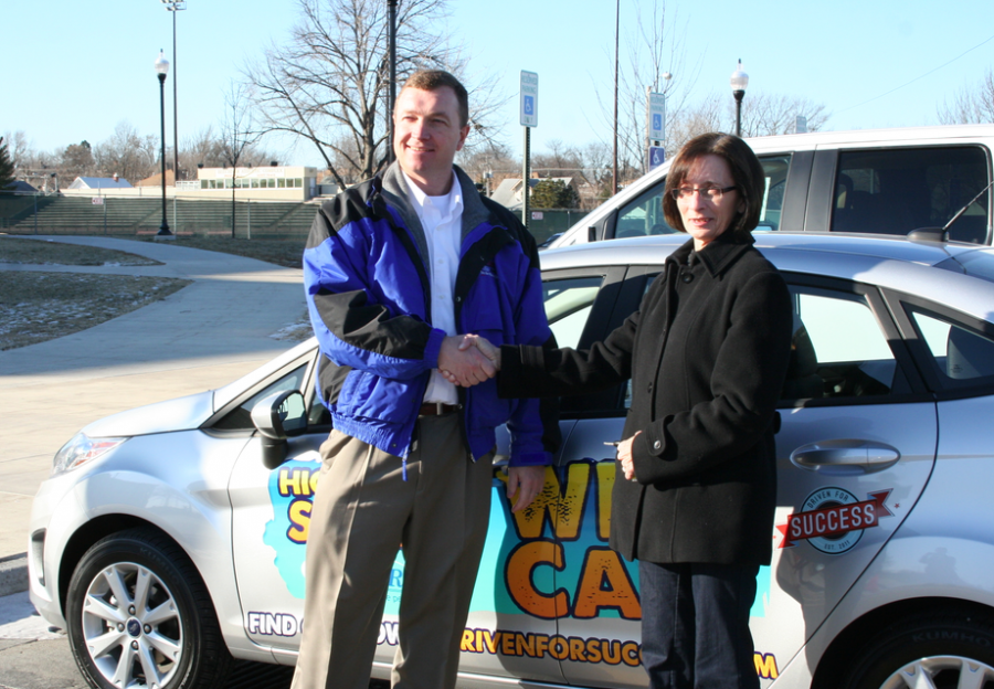 Local Auto Dealer Sponsors Car, iPod Giveaway – The Advocate