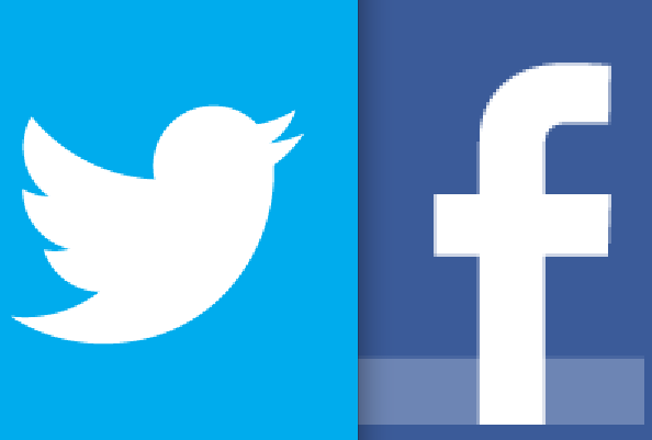 Follow us on Twitter! Like us on Facebook! Stay Connected!