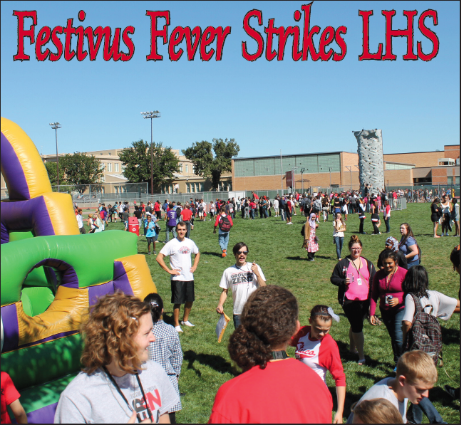 Festivus Fever Strikes LHS