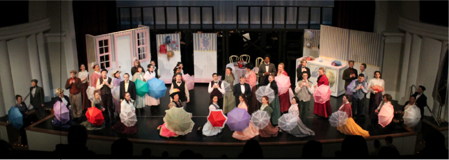 Hello, Dolly! LHS Spring Musical takes a trip to the 1890s