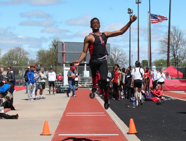 Stars on the Ground: Track and Field athletes break records and excel on the field