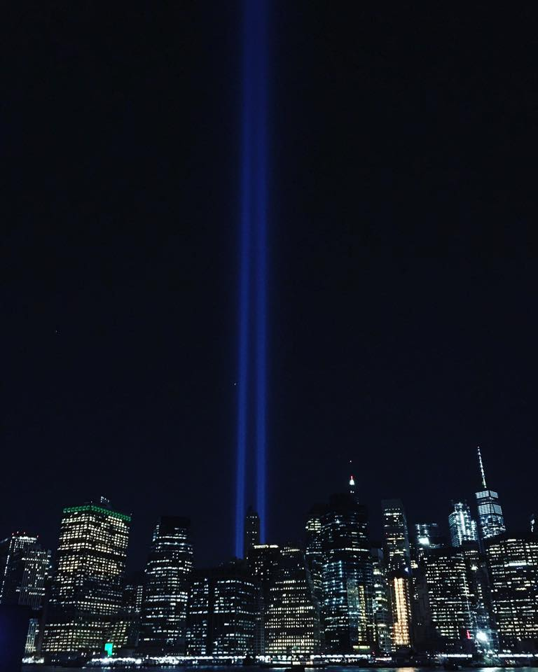 16 Years Later: Remembering 9/11