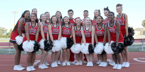 LHS Cheer works to change team's vibe