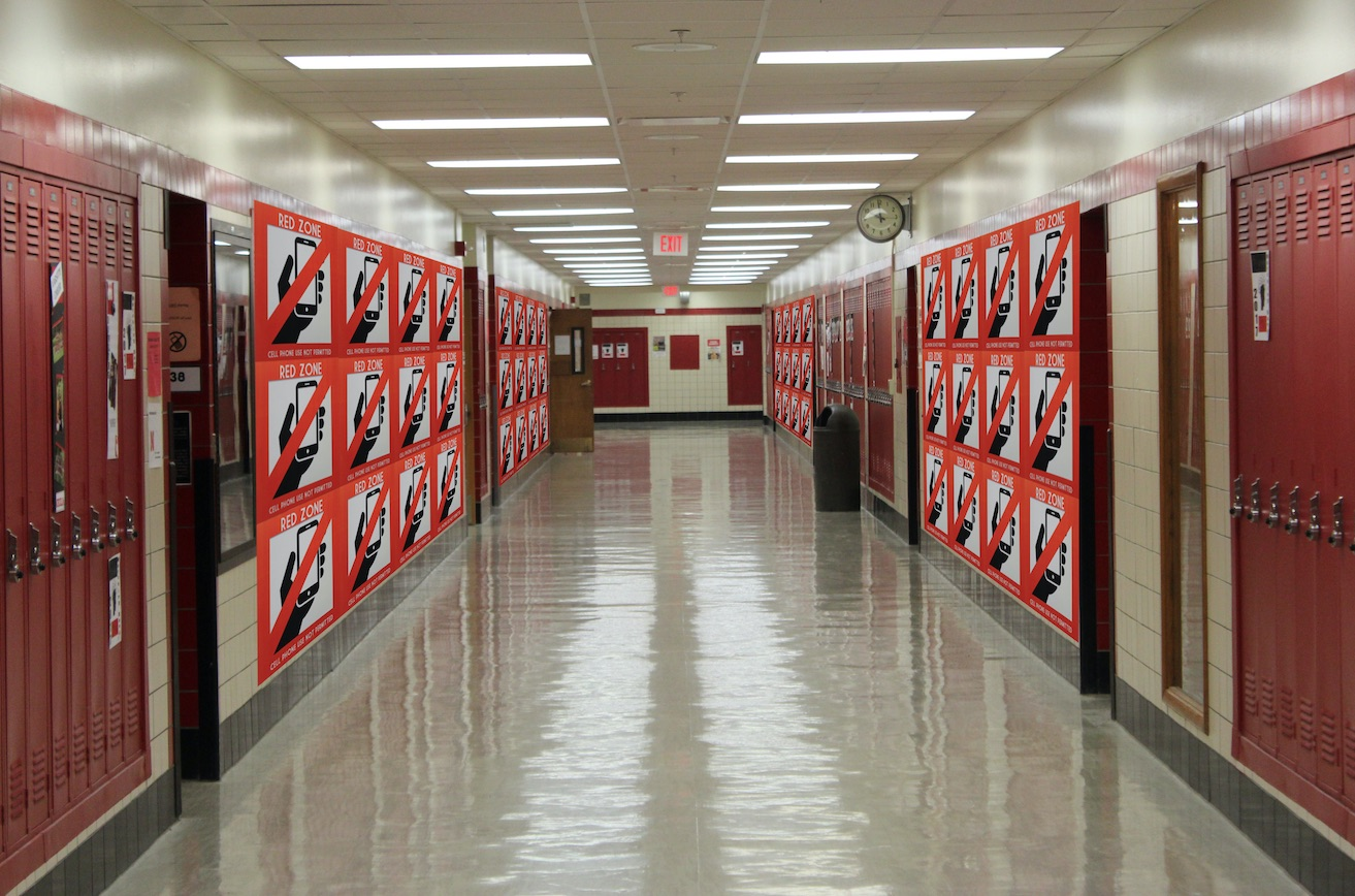 "A ""Red Zone"" is a Dead Zone: New policies at Lincoln High have students up in arms"