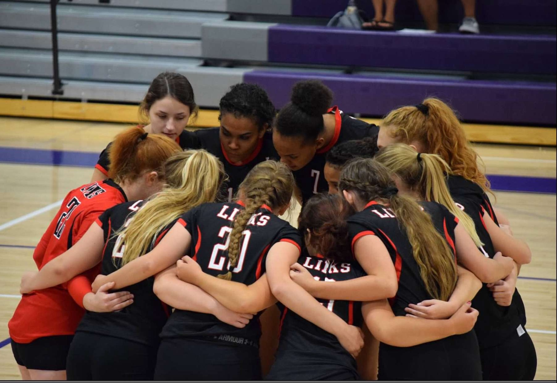 New Start For LHS Volleyball: Varsity Girls Work Harder and Longer