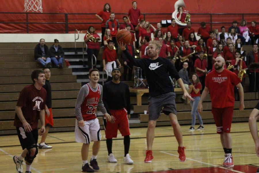 Hoops for Hope – a win for the Black Team, a win for all