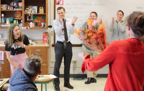 German Teacher of the Year!