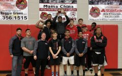 LHS wrestling places 3rd at Missouri Invitational