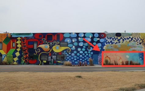 Art class to show student work on local mural