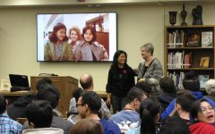 LHS alum author shares book, stories of her life as a refugee