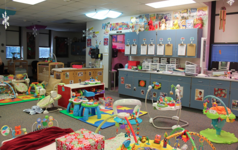 Holiday wishes granted in Student/Child Learning Center