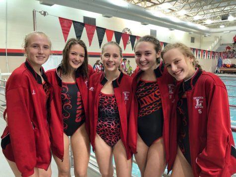 Athlete Q and A: Johanna Schubert – Swimming