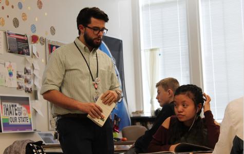 New Teachers Bring Energy