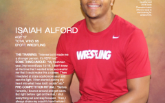 STATE CHAMPION: ISAIAH ALFORD