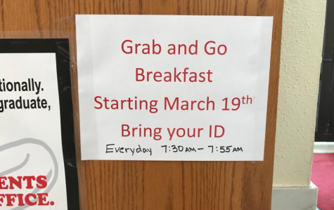 Grab and Go Breakfasts bring better health, attendance