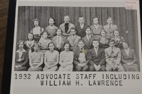 William H. Lawrence: Former Link honored with Media Center display