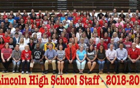 LHS faculty, staff get ready for new school year