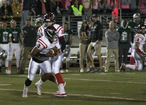 Links Hunt Down Silverhawks 43-3 in District Championship Game