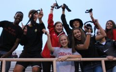 Headbands from the Heart: Students make colorful gear to raise school spirit