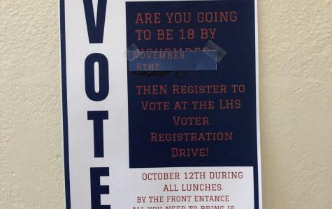 Voter registration deadline coming soon! Sign up Friday