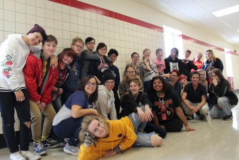 A Dash Of Rainbow: LHS Pride Club offers support for LGBTQ+ community