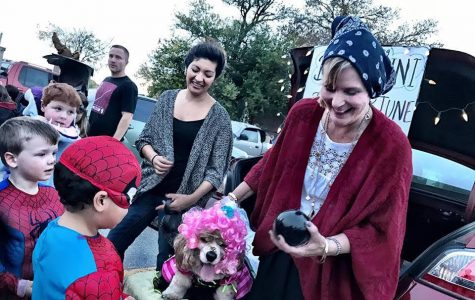 Key Club's Trunk or Treat to make Halloween sweet for neighborhood kids