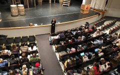 New York law school professor discusses free speech and censorship with LHS students
