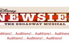 Extra, Extra, Read all about it: Newsies auditions are taking place December 10 -12