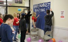Connect with Respect: LHS StuCo kicks off respect campaign with Bands Against Bullying