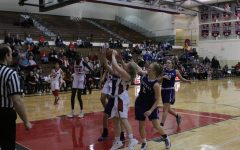 Links varsity girls beat Omaha Central 52-42