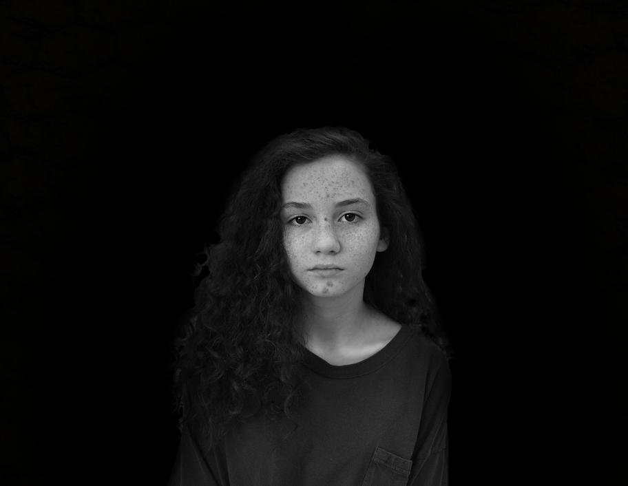 Zamira Hack-Curtis, 10.  Photo by Angel Tran and Meg Boedeker.
