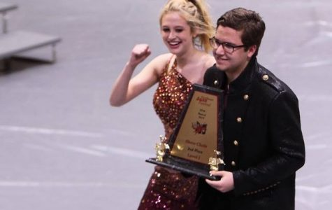 Momentum show choir wins second place at final competition