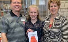 Over the Moon: Sophomore Lauren Moon wins Google Science Fair for Nebraska