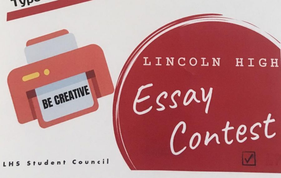Lincoln High Student Council hosts month long essay contest