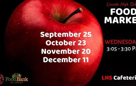 Monthly food market provides extra opportunities to feed LHS