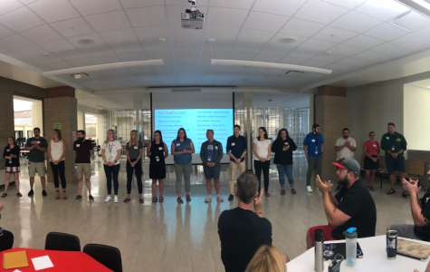 Lincoln High welcomes 15 new teachers to the building