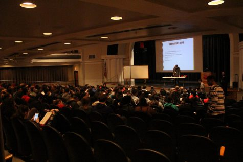 School week is shortened by a day: Sophomores take Pre-ACT