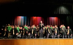 Momentum Show Choir makes LHS history at the Red Carpet Classic