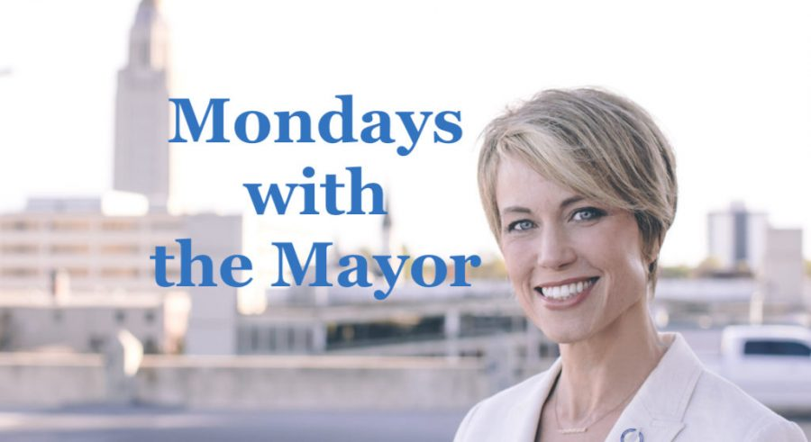 Mondays with the Mayor