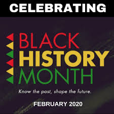 Black History Month Fact of the Day 2/28/20