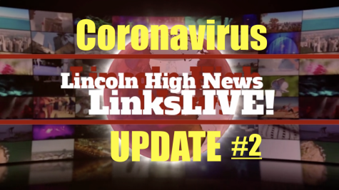 LinksLIVE! The LHS News Broadcast 3/27/2020 *Coronavirus Edition*