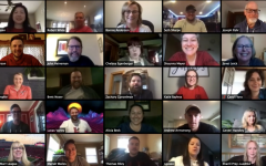 LHS Staff Group Zoom Message to Students