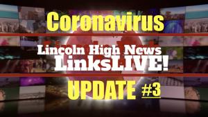 LinksLIVE! The LHS News Broadcast 4/1/2020 *Coronavirus Edition #3*