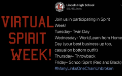 Virtual Spirit Week: Work/Learn From Home Fit