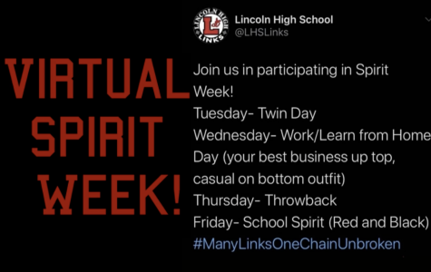 Virtual Spirit Week 2020 Gallery!