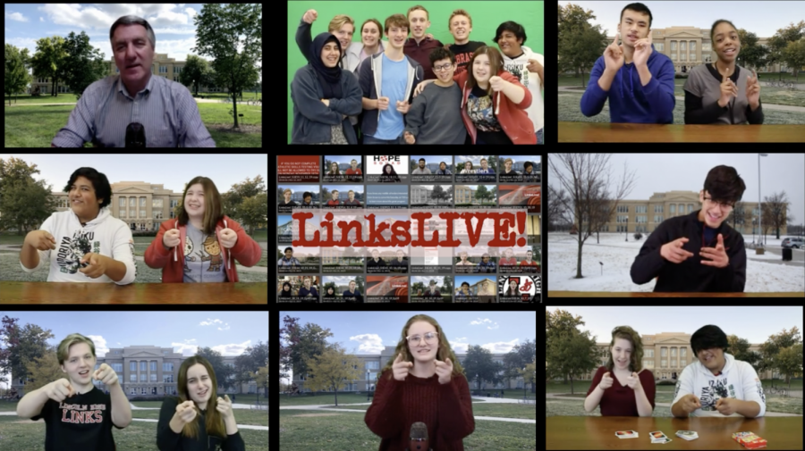 LinksLIVE! The LHS News Broadcast 5/22/2020 *Coronavirus Edition #17*