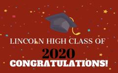 Congratulations LHS Class of 2020!