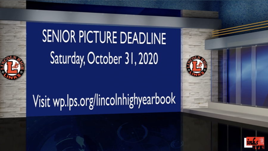 LinksLIVE! The LHS News Broadcast 10/27/2020