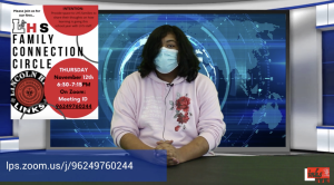 LinksLIVE! The LHS News Broadcast 11/10/2020